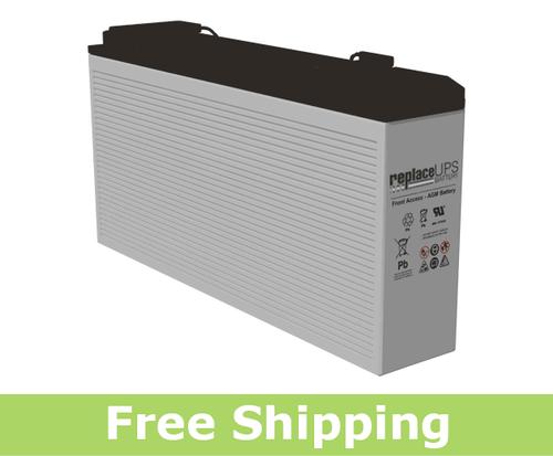 Discover DTA 12-150X - Front Terminal Telecom Battery