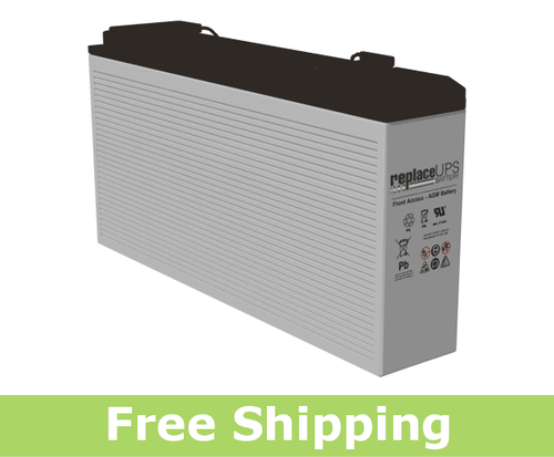 Lineage Power 12A150FT - Front Terminal Telecom Battery