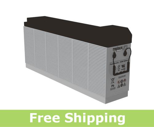 SigmasTek SPF12-100A - Front Terminal Telecom Battery