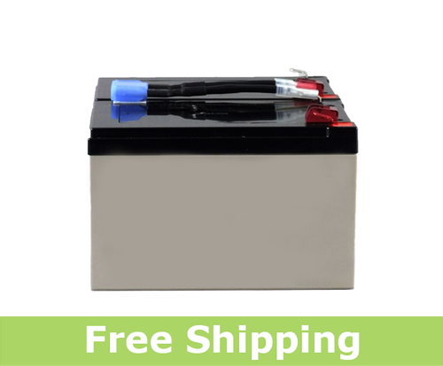 Rechargeable, high Rate Opti-UPS BP-DS1000B-RM Replacement Battery Pack