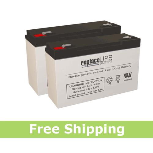Tripp Lite Smart850A - UPS Battery Set