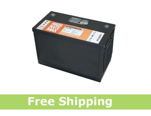 C&D Technologies UPS12-400MR - High-Rate UPS Battery