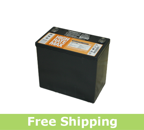 C&D Technologies UPS12-210MR High Rate Battery (OEM)