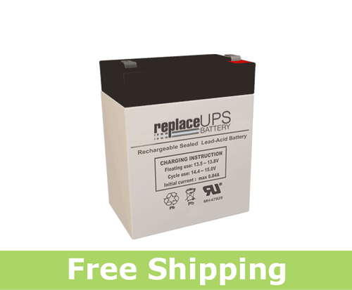Enerwatt WP2.9-12T Replacement UPS Battery
