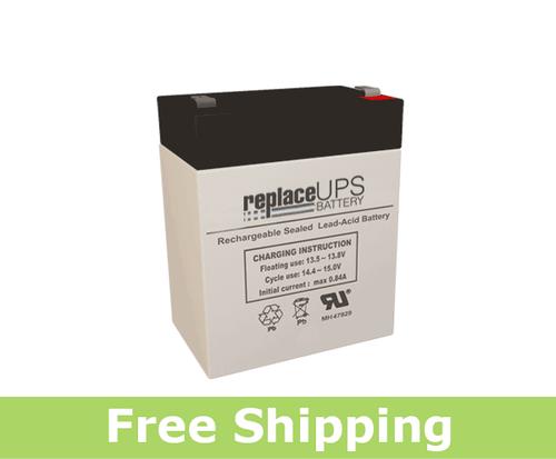 Enerwatt WP2.9-12T Replacement UPS Battery