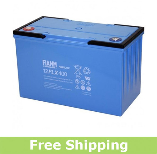 FIAMM 12FLX400 High Rate UPS Battery (OEM)
