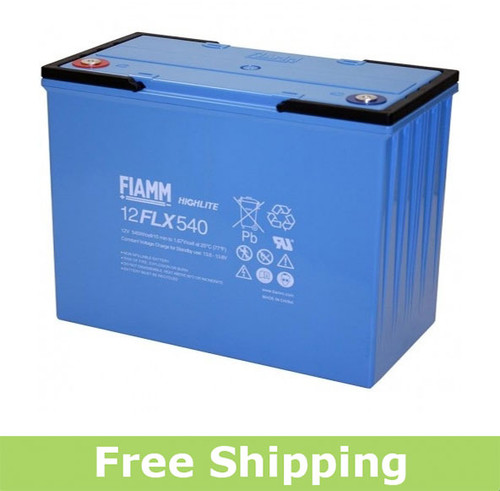 FIAMM 12FLX540 High Rate UPS Battery (OEM)