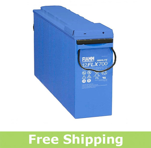 FIAMM 12FLX700 High Rate UPS Battery (OEM)