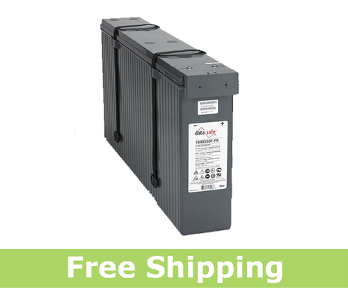 Enersys 16HX550F High Rate Front Terminal UPS Battery (OEM)