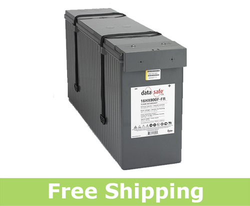 Enersys 16HX800F High Rate Front Terminal UPS Battery (OEM)