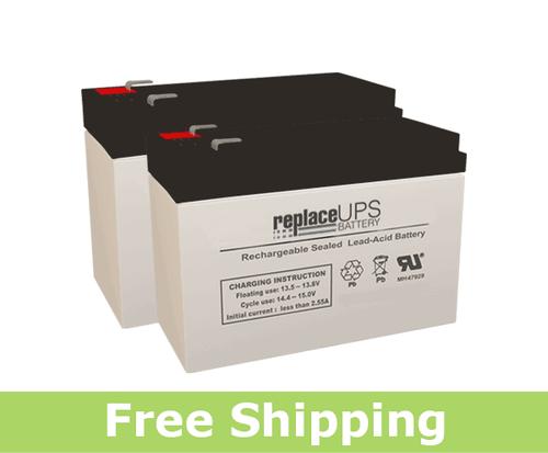 APC AV J  1500VA J35B - Replacement UPS Battery Set