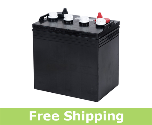 BCI Group GC2 GC8VGCE - 8 Volt SLI Golf Cart Battery