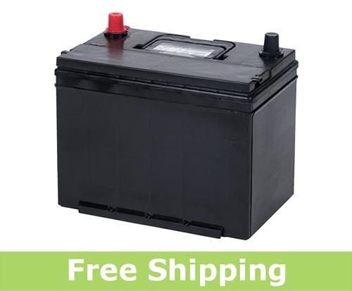 BCI Group 124R SLI Automotive Battery, model 124R-7