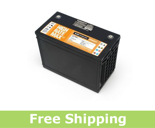 C&D Dynasty UPS12-540FR High Rate UPS Battery