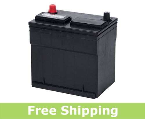BCI Group 62 SLI Automotive Battery, model 62-6