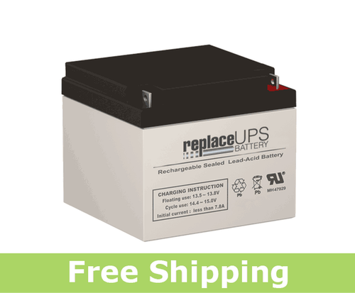 Neata NT12-28 Replacement Battery