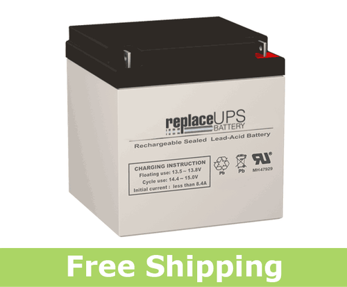 Neata NT12-28H NB Terminal Replacement Battery