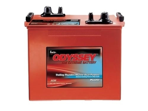 Hawker Armasafe Plus 6TAGM Heavy Duty Battery (Replacement)