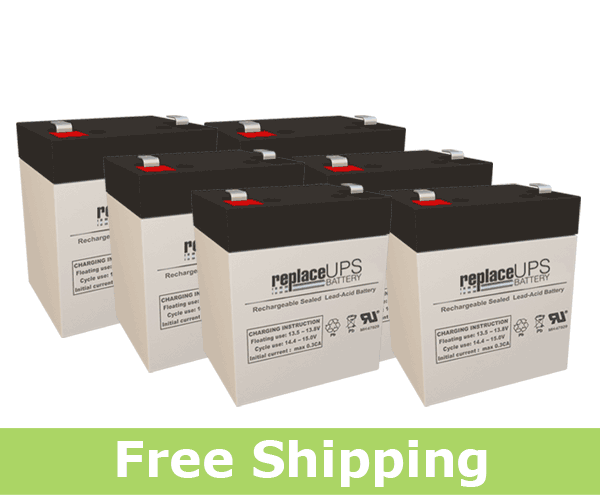 Clary Corporation DT1500 - UPS Battery Set
