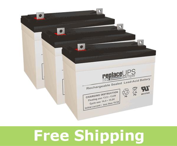 Topaz 83001 - UPS Battery Set