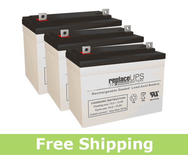 Topaz 83186-03 - UPS Battery Set