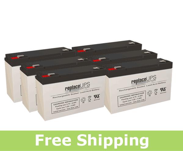 Liebert UPStationD UD1400VA - UPS Battery Set