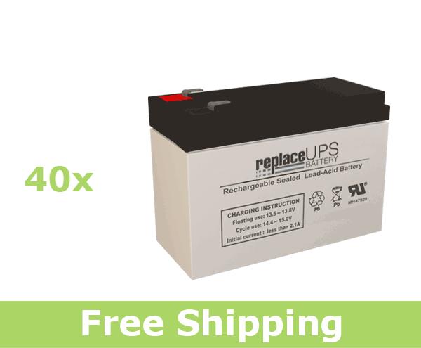 Liebert 10000T-208 - UPS Battery Set