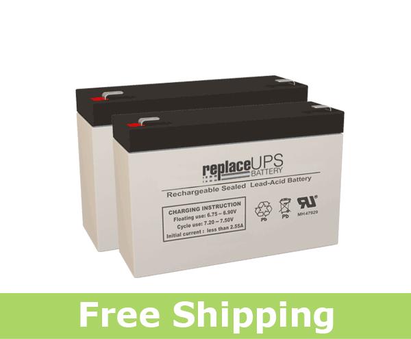 CyberPower UR500RM1U - UPS Battery Set