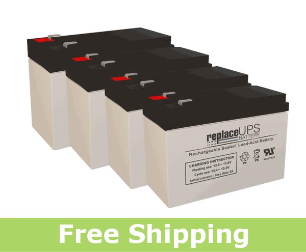 Sola Network UPS N1200 - UPS Battery Set