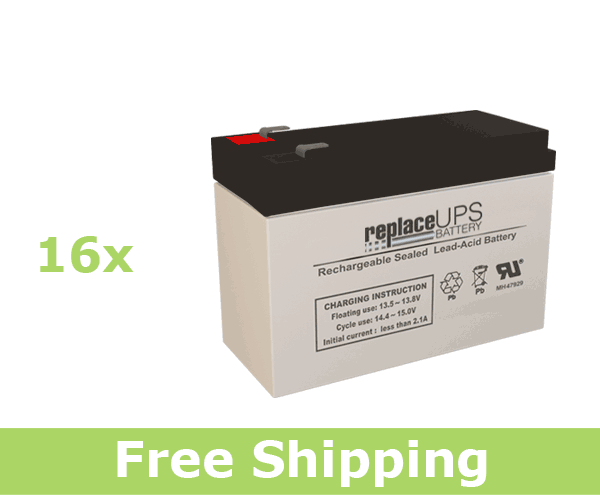 Upsonic IH 5000 - UPS Battery Set