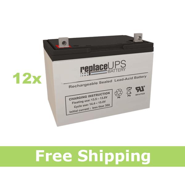 Alpha Technologies EBP 1275-48B (032-045-XX) - UPS Battery Set