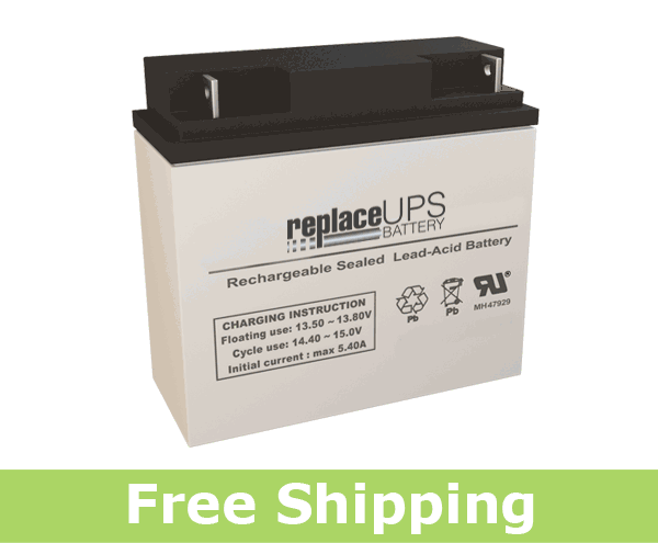 Power Sonic PS-12180-NB - SLA Battery