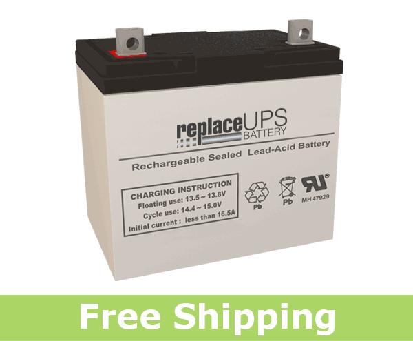 Ritar RA12-55H - SLA Battery
