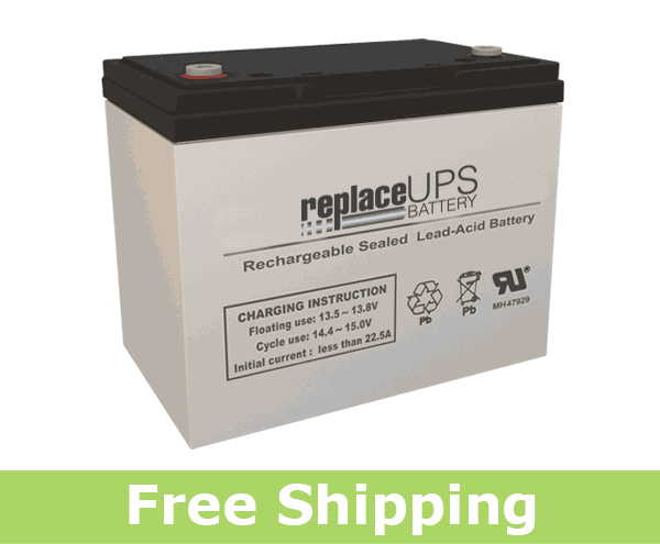 Eaton Powerware 153302035-001 - UPS Battery