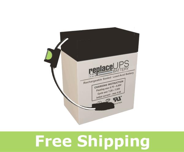 FirstPower FP6140W-TH - SLA Battery