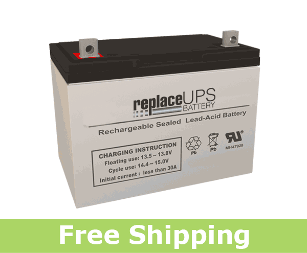 FirstPower LFP12100L - SLA Battery