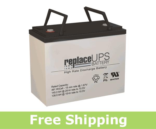 CSB Battery HRL12500WFR - High-Rate UPS Battery