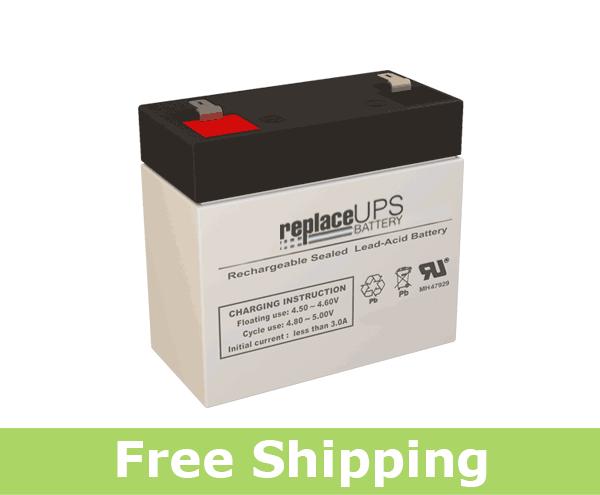 Yuasa NP10-4 - SLA Battery