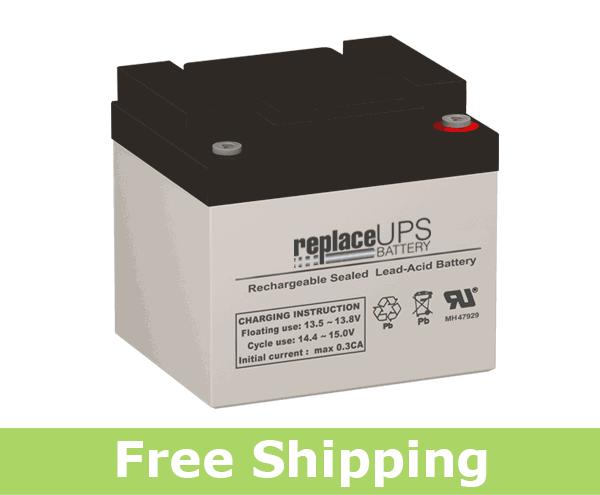 Sonnenschein A412/32 G6 - Emergency Lighting Battery
