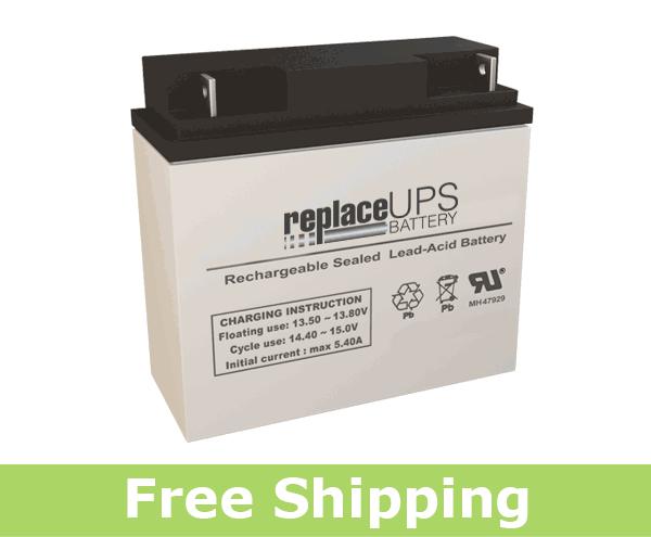 National Power Corporation GT090S3 - Emergency Lighting Battery