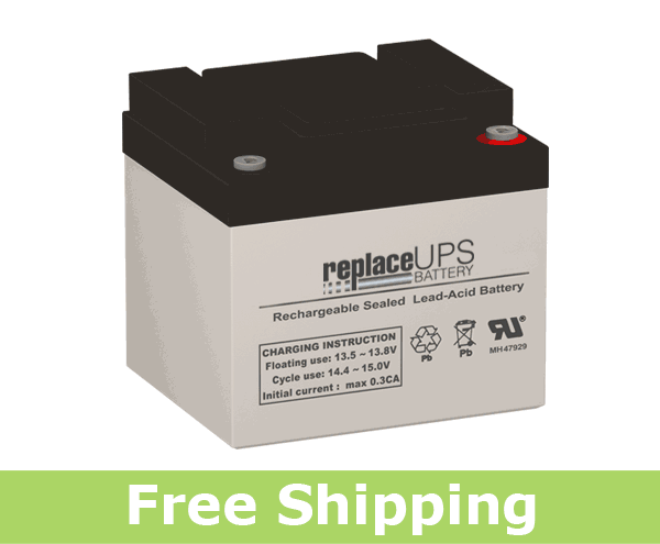 GS Portalac TEV12500 - Emergency Lighting Battery