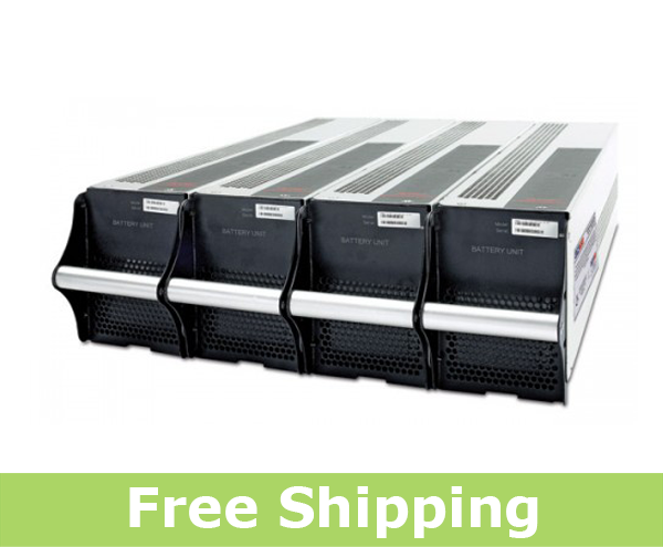 APC SMART-UPS VT SUVTR30KG5B5S Battery Module