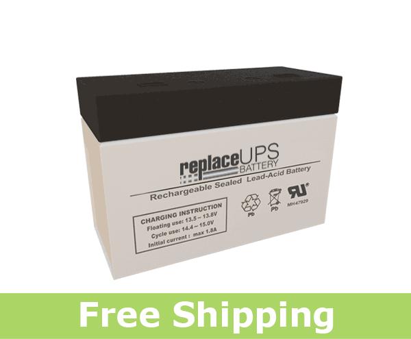 SLA Battery - UPS 12V 5.4AH