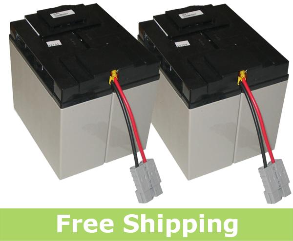 APC AP200RM - Assembled Battery Cartridge