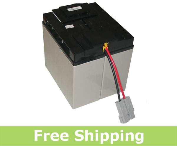 APC RBC7 - Assembled Battery Cartridge