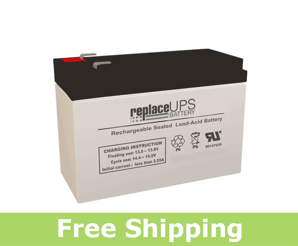 APC Back-UPS 600 NS BN600 Battery Replacement