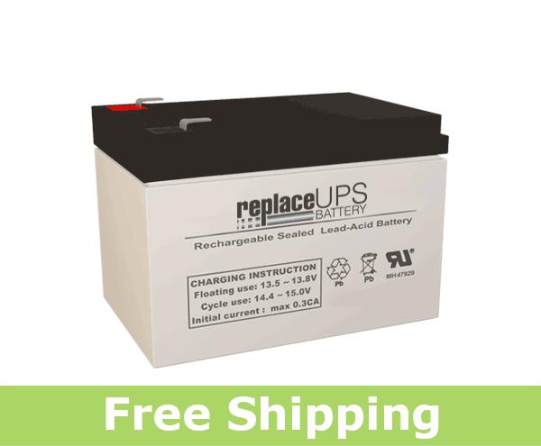 APC Back-UPS Pro 650 BP650BLK UPS Battery