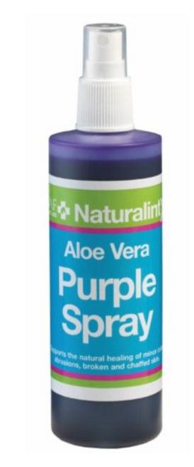 NAF NaturalintX Aloe Vera Purple Spray - 240 ml