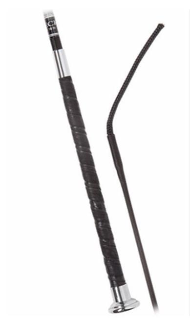 Fleck Nylon Cover Ultra Soft-grip Dressage Whip