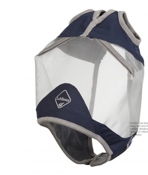 Le Mieux Armour Shield Pro Fly Mask (no ears or nose)